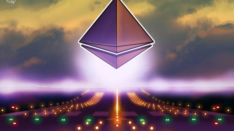 Ethereum market cap hits $337 billion, surpassing Nestle, P&G and Roche