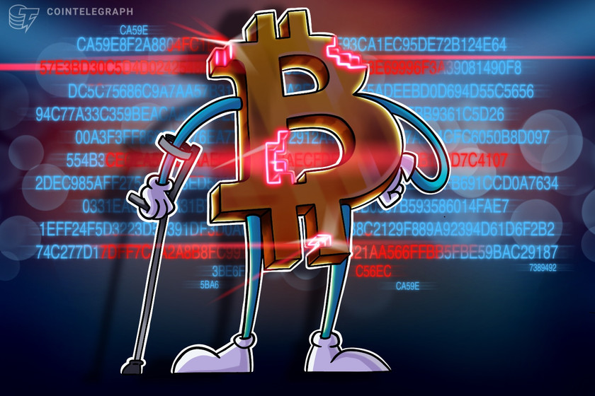 Nearly a quarter of unique Bitcoin wallets at a loss amid $15K price dump