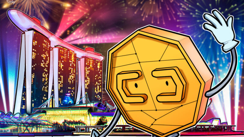Singapore's biggest bank launches crypto trust solution