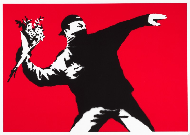 Want to Buy a Banksy With Bitcoin? Sotherby's Says Yes