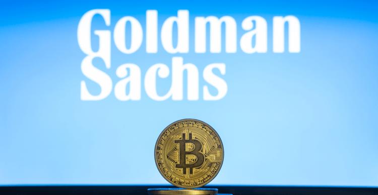 45% van Goldman Sachs haar Family Office klanten wil de cryptomarkt op